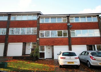 Thumbnail 3 bed town house to rent in Hever Gardens, Bickley, Bromley