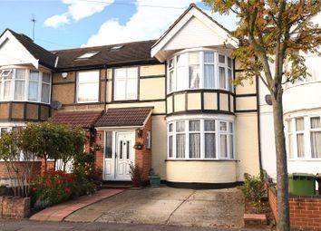 Thumbnail 3 bed terraced house for sale in Hughenden Avenue, Harrow