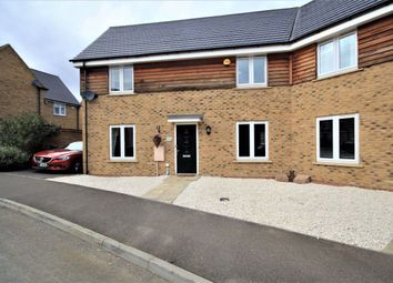 Thumbnail 3 bed semi-detached house to rent in Knights Way, St. Ives, Huntingdon