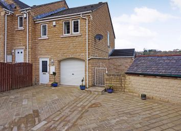 3 bed terraced house for sale in Princeton Close, Pellon, Halifax HX2