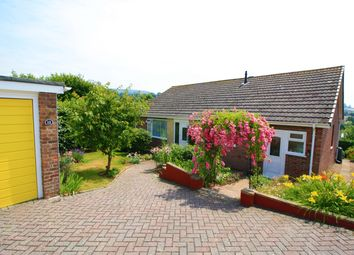 Thumbnail 3 bed detached bungalow for sale in Mallocks Close, Tipton St. John, Sidmouth