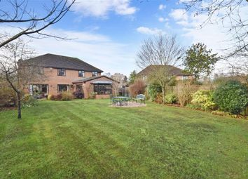 Thumbnail 5 bed detached house for sale in Barnfield Road, Petersfield, Hampshire