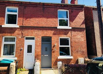 Thumbnail 2 bed end terrace house for sale in Vernon Street, Wrexham