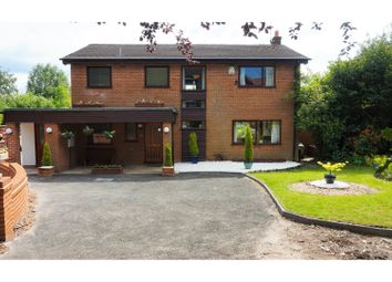 Thumbnail 5 bedroom detached house for sale in Chester Road, Hazel Grove, Stockport