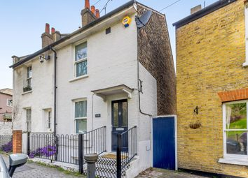 Thumbnail 3 bed semi-detached house for sale in Red Lion Lane, London