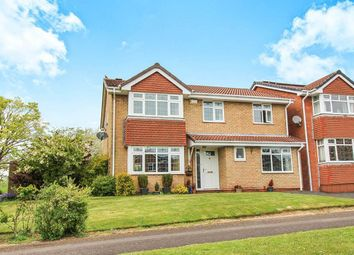 Thumbnail 6 bed detached house for sale in Condor Grove, Heath Hayes, Cannock