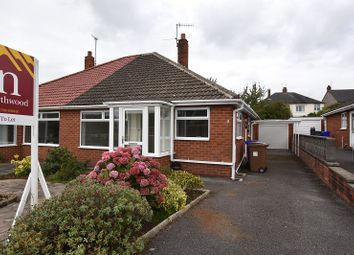 Thumbnail 2 bed semi-detached bungalow to rent in Churchill Avenue, Trentham, Stoke On Trent