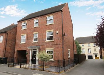 Thumbnail 4 bed detached house to rent in Renfrew Drive, Greylees, Sleaford