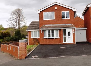Thumbnail 4 bedroom detached house for sale in Hollies Street, Brierley Hill, West Midlands