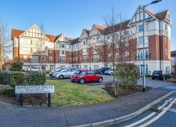 Thumbnail 2 bed flat for sale in Apprentice Drive, Colchester, Essex