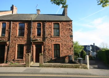 Thumbnail 2 bed end terrace house for sale in Lockerbie Road, Dumfries