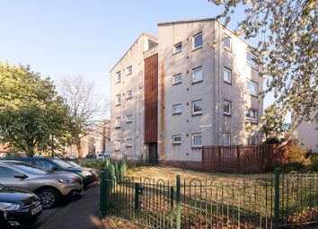 Thumbnail 1 bed flat for sale in Robert Burns Drive, Liberton, Edinburgh