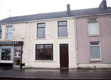 Thumbnail 3 bed terraced house for sale in High Street, Swansea