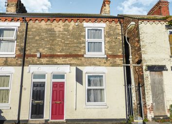 Thumbnail 2 bedroom end terrace house for sale in Pretoria Street, Hull