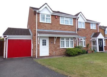 Thumbnail 3 bed property to rent in Austin Close, Birmingham