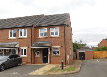 Thumbnail 2 bed end terrace house for sale in Dunstanville Court, Shifnal