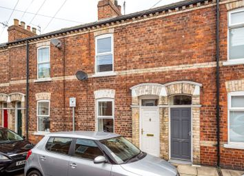Thumbnail 2 bed terraced house for sale in Gray Street, York