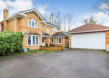 4 bed detached house for sale in Vicarage Wood Way, Tilehurst, Reading RG31