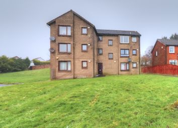 Thumbnail 1 bed flat for sale in Springholm Drive, Airdrie