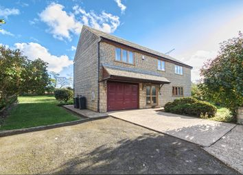 Thumbnail 3 bed detached house to rent in Blatherwycke Road, Bulwick, Corby