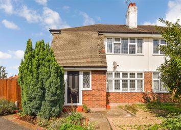 2 bed maisonette for sale in Barnes End, New Malden KT3