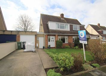 Thumbnail 3 bed semi-detached house for sale in Highfield Drive, Portishead, North Somerset
