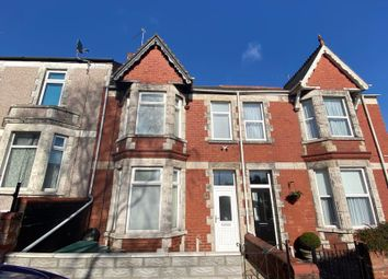 Thumbnail 4 bed terraced house for sale in Hilda Street, Barry