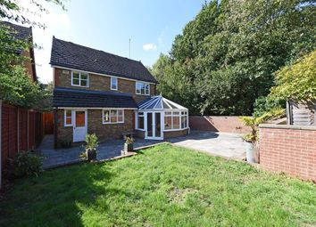 Thumbnail 4 bed detached house to rent in Parnell Gardens, Weybridge, Surrey