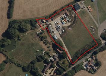 Thumbnail Land for sale in Bury Lodge Lane, Burton End