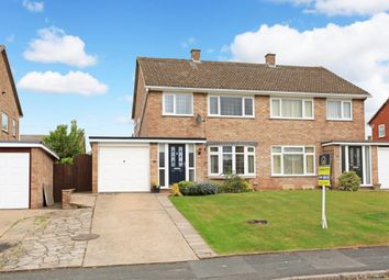 Thumbnail 3 bedroom semi-detached house for sale in Teme Avenue, Wellington, Telford