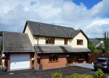 Thumbnail 6 bed detached house for sale in Bryn Mwyn, Gorslas, Llanelli