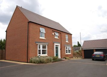 Thumbnail 5 bed detached house for sale in Galloway Road, Drakelow, Burton-On-Trent, Derbyshire