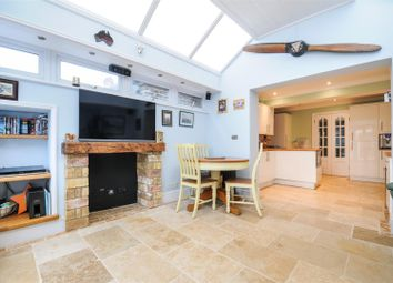 Thumbnail 5 bed semi-detached house for sale in Hook Road, Epsom