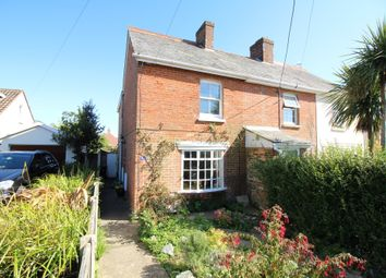Thumbnail 3 bed end terrace house for sale in Wareham Road, Lytchett Matravers, Poole