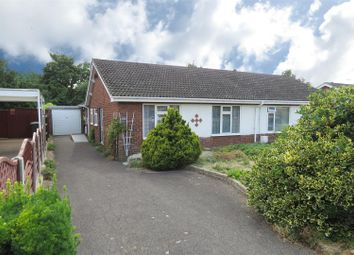 Thumbnail 2 bed property for sale in Holme Court Avenue, Biggleswade