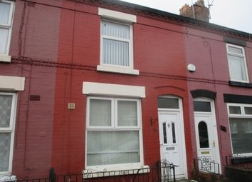 Thumbnail 2 bed terraced house to rent in Grosvenor Road, Wavertree, Liverpool