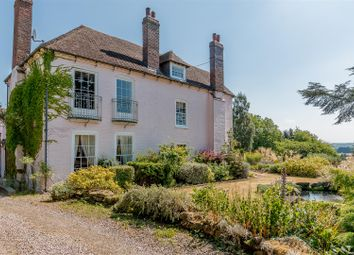 Thumbnail 7 bed equestrian property for sale in Sinton Green, Hallow, Worcestershire
