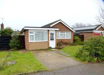 Thumbnail 3 bedroom detached bungalow for sale in Woodlands, Chelmondiston, Ipswich