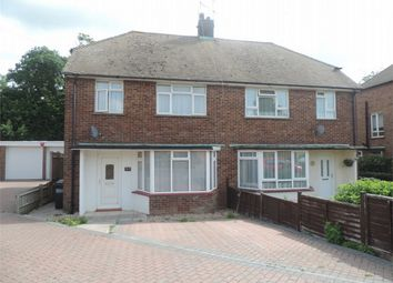 Thumbnail 3 bed semi-detached house for sale in Grangecourt Drive, Bexhill On Sea, East Sussex