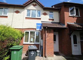 Thumbnail 3 bed terraced house for sale in Eastfield Court, Wrexham