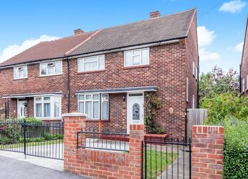 Thumbnail 3 bed semi-detached house for sale in Montgomery Crescent, Romford