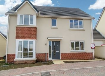 Thumbnail 4 bed detached house to rent in Linhay Drive, Kingsteignton, Newton Abbot, Devon.