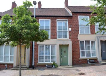 Thumbnail 2 bed terraced house for sale in Village Drive, Lawley Village, Telford, Shropshire.