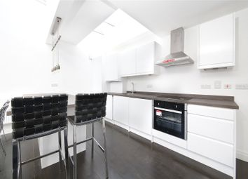 Thumbnail 1 bed terraced house for sale in Hermitage Lane, London