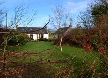 Thumbnail 3 bed detached house for sale in Methlick, Ellon, Aberdeenshire