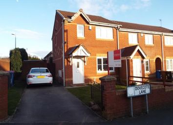 Thumbnail 3 bed end terrace house for sale in Dovecote Lane, Little Hulton, Manchester, Greater Manchester