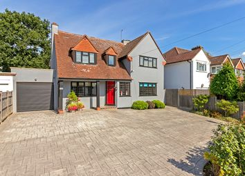 Thumbnail 4 bed detached house for sale in Moffats Lane, Brookmans Park, Hatfield