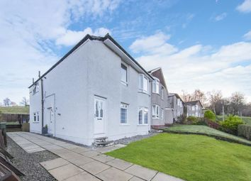Thumbnail 3 bed flat for sale in 91 Ardmay Crescent, Kings Park, Glasgow
