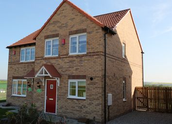 Thumbnail 2 bed semi-detached house for sale in The Cork, Keats Crescent, Worksop