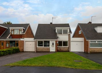 Thumbnail 4 bed link-detached house for sale in Holly Drive, Walton On The Hill, Stafford